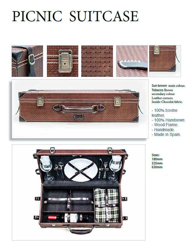 Maleta PICNIC-Suitcase