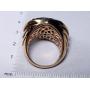 Ring in 18k rose gold.