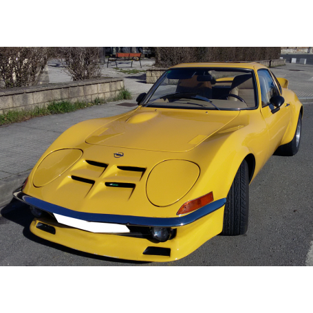 OPEL, GT, Coupe, Variante: GT-A-L. 1.9cc. 1972.