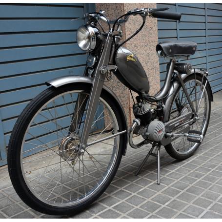 Velomotor Clúa Sparrow I 48cc 1960
