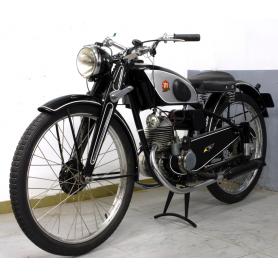 Montesa. 98cc. Model A45. 1945.