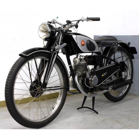 Montesa. 98cc. Modelo A45. 1945.