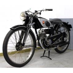 Montesa. 98cc. Modell A45. Jahr 1945.