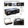 Maleta Negra Orient Express