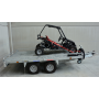 Lot of Trailer and Buggy