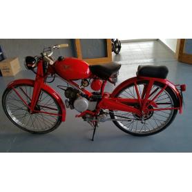 Moto Guzzi Hispania. 49cc. 1961.