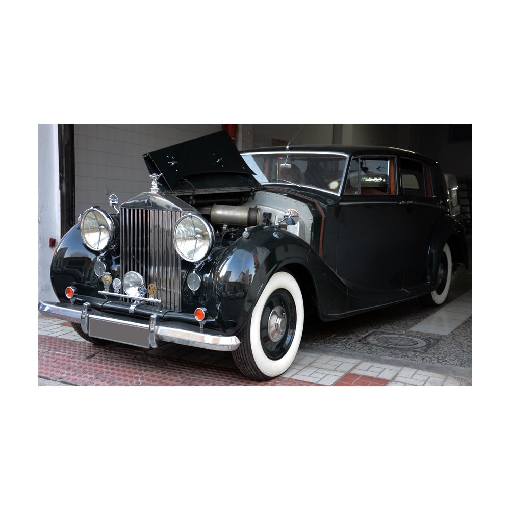 Rolls Royce Limo >> Rolls Royce Limousine Silver Wraith 4257cc 1949 Artsvalua