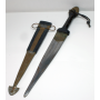 "Dagger Tuareg ""telek"", early TWENTIETH century."
