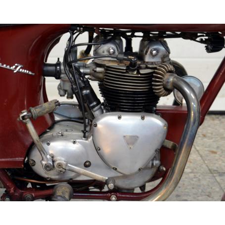 Triumph Speeptwin  500cc 1961