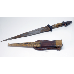 Dagger Tuareg forearm 1 of the TWENTIETH century.