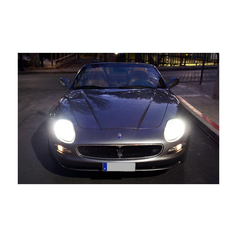 Maserati 4200gt Gransport Coupe tamaño medio cubierta del coche