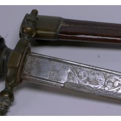 Dagger. Toledo, Spain, 1861.