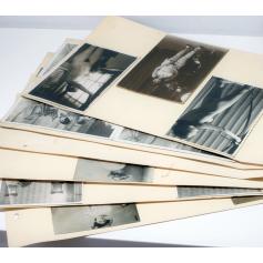 Lot von 34 postkarten und verschiedene pornographie. Zeit Art Deco, ca. 1925.
