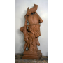 Figure in terra-cotta. S:XX.
