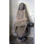La figura de la mare de déu de pedra