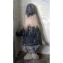 Figura da virxe en pedra