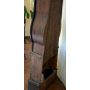 Guarda il preludio in legno policromo.