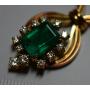 Gargantilha colar de ouro 18k.