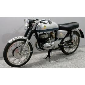 BULTACO 200 cc. modèle d'éclats d'obus, 62.