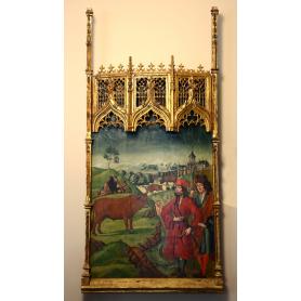 Altarbild s: XV –XVI (BARTOLOMÉ DE CASTRO)
