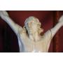 Sculpture of Christ in ivory. S: XVIII