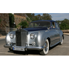 ROLLS ROYCE SILVER CLOUD II. 1961