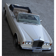 ROLLS-ROYCE Modèle: CORNICHE 1976