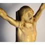 La Sculpture du Christ en ivoire. S: XIX
