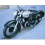 Norton Modelo: Es2 Año: 1948 500cc
