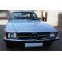 Mercedes 280SL cabrio 1980 6/2748cc