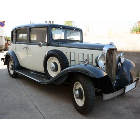 Citroen Rosalie Série 1933 4/1767cc