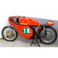 Bultaco. Modell TSS. Der 250cc-klasse.