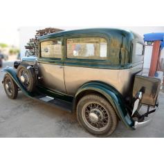 Pontiac. Deporte. 1932. 6/1800cc.