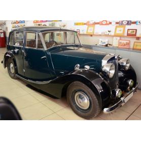 Triumh 1800Saloon 1948 4//73/106cc