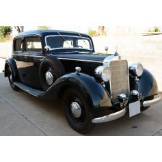 Mercedes. W143-230. 1936. 6/2229cc.