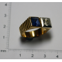 Ring typ Chevalière in gold-gelb