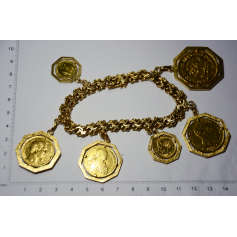 Bracelet links in gold