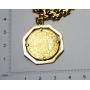 Polsera enllaços en or