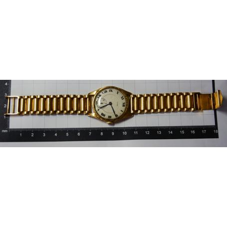Veure CYMA rellotge de polsera en or