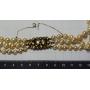 Collaret de matinée amb perles del mar del sud