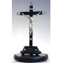 Cristo do altar en prata
