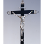 Christ of the altar in sterling silver