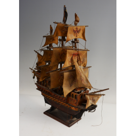 Modell schiff