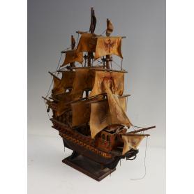 Modello di barca