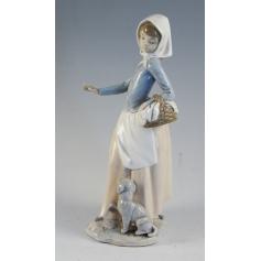 La figura de pagès en porcellana Nao