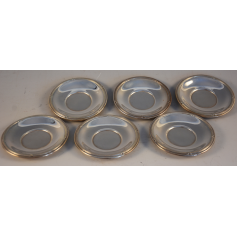 Gioco di antipasto servizio in argento