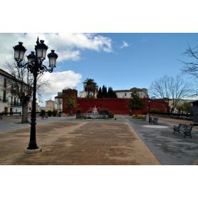Castillo en Alhama de Granada
