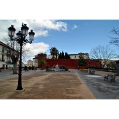 Castell a Alhama de Granada