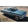 Ford Galaxie. 500 XL. Sunliner. 1962.