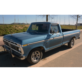 Ford. F100. Long. 5000cc. 1976.